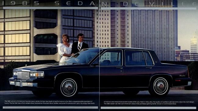 85 Sedan de Ville