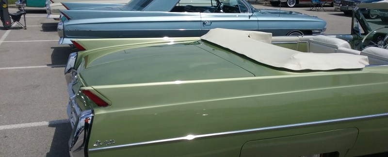 Cadillac fins