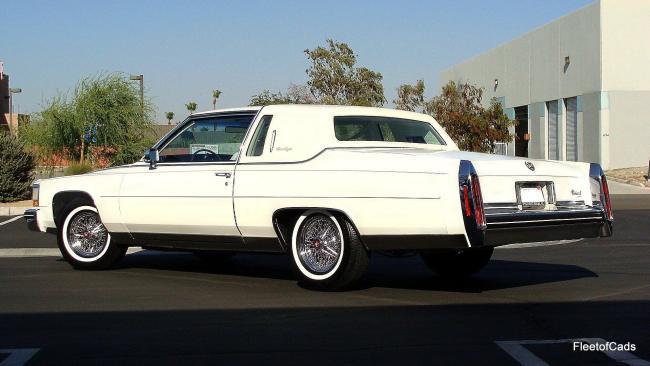 Fleetwood coupe 10