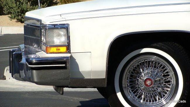 Fleetwood coupe 8