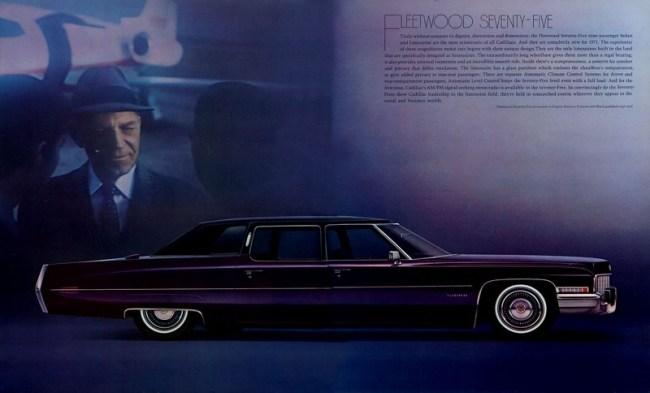 1971 Fleetwood 75