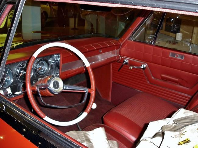 last Daytona interior