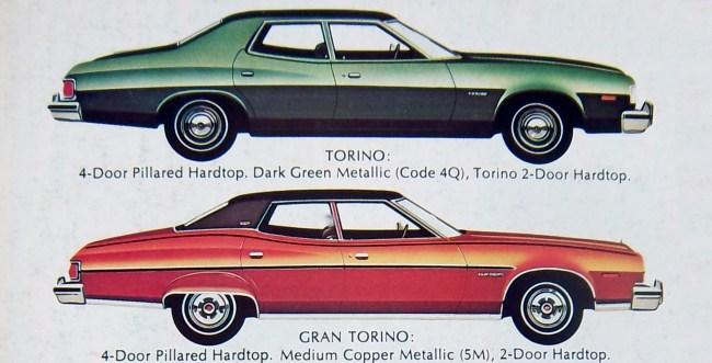 75 Torinos