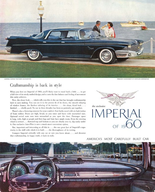 60 Imperial ad