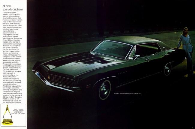1970 Torino Brougham