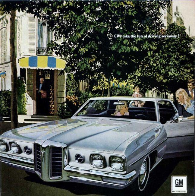 1970 Bonneville