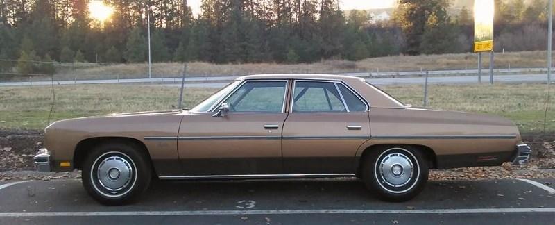 1976 Impala