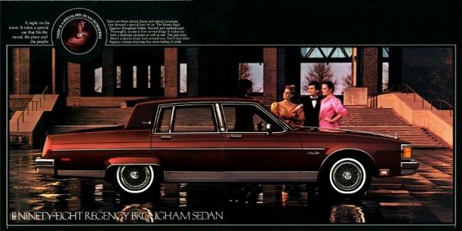 1984 Regency Brougham