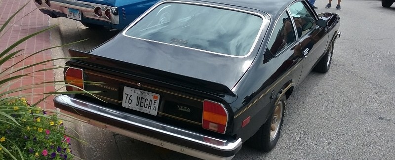 1976 Cosworth Vega