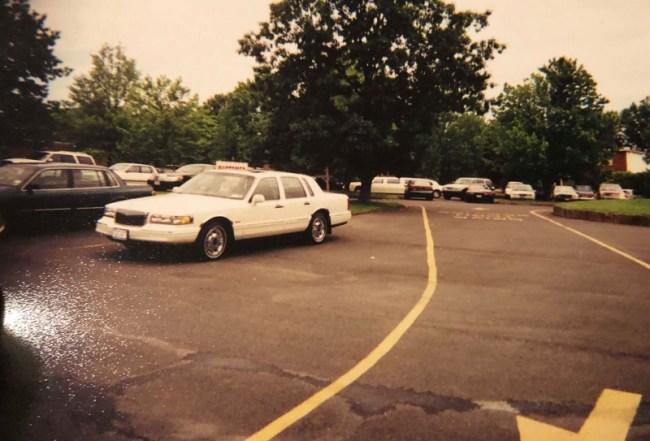 1997 Town Car