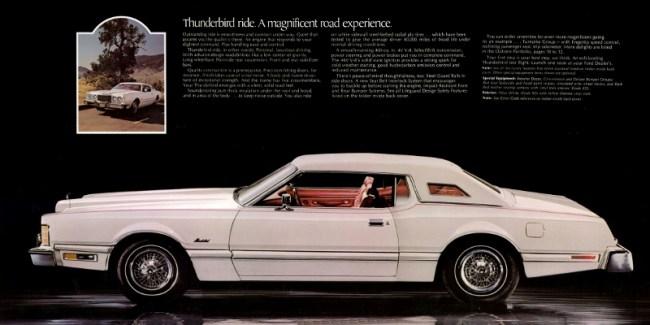 1974 Thunderbird