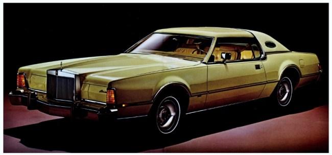 1976 Mark IV