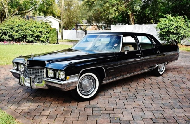 Cadillac Fleetwood Brougham Archives - Riverside Green