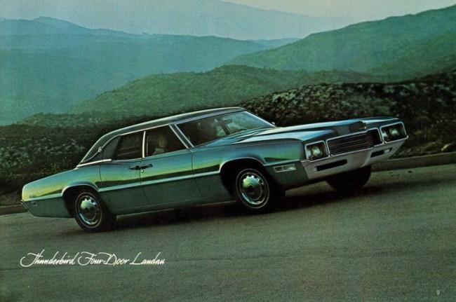 1971 Thunderbird