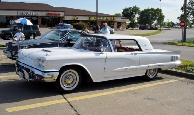 1960 Thunderbird