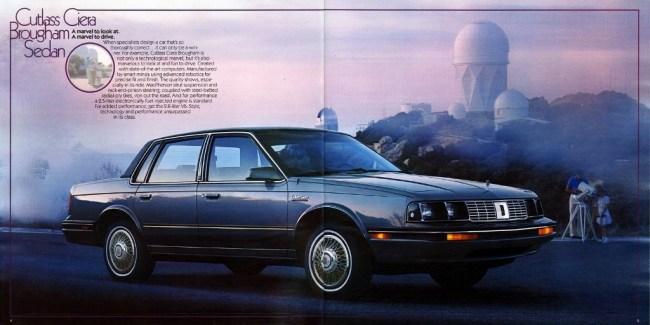 1986 Oldsmobile Cutlass Ciera: Ya, But That TruCoat    - Riverside Green