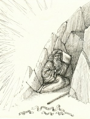 Moses in the Rock