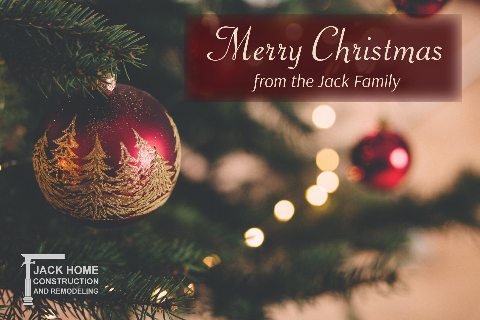 Merry Christmas 2018 The Blog That Jack Built