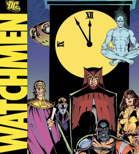Watchmen Front Cover