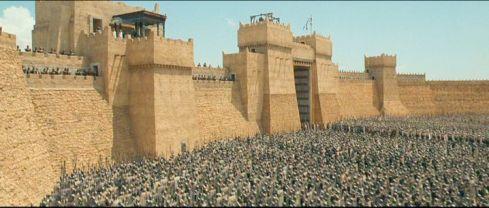 Troy walls