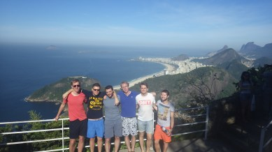 The 6 lads in Rio!