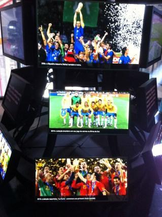 Victors: Italy in 2006, Spain in 2010