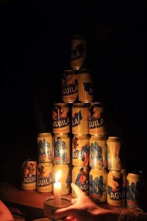 Beer Pyramid!