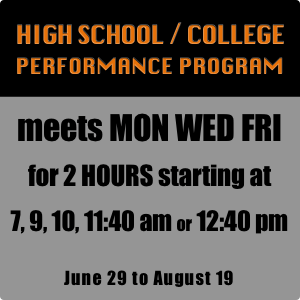 2020 HS Performance Program