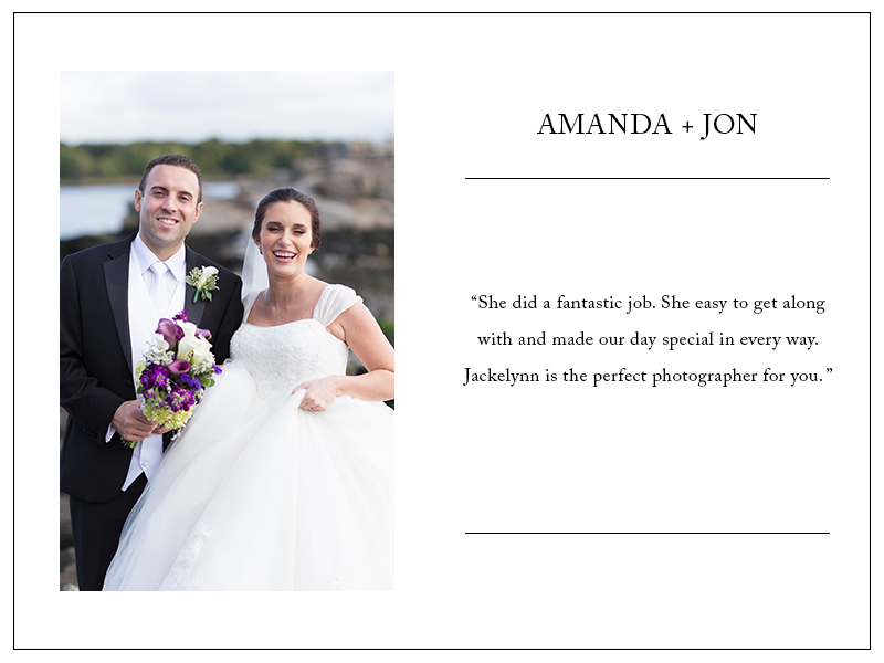 Review by Amanda & Jon - 5 Stars!