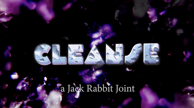 Cleanse – A Short Experimental Film
