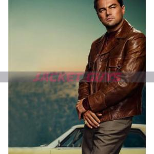 buy now once upon a time in hollywood leather jacket