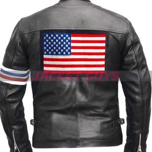 buy now mens leather jacket on sale