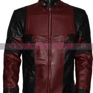 buy now deadpool leather jacket