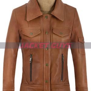 for sale gigi hadid leather jacket