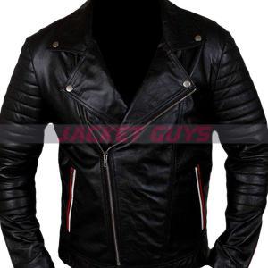 men cafe racer leather jacket shop now