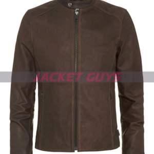 for sale vintage cafe leather jacket