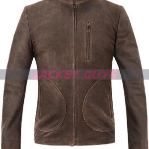 for sale rampage dwayne johnson leather jacket