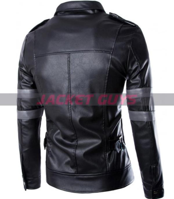 for sale resident evil 6 leather jacket
