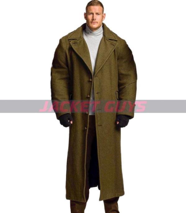 top hopper green coat shop now