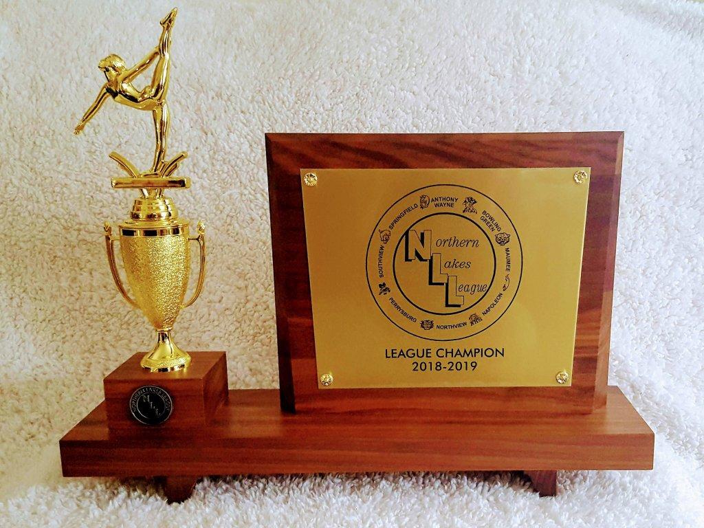 2018-2019 NLL Champion Trophy