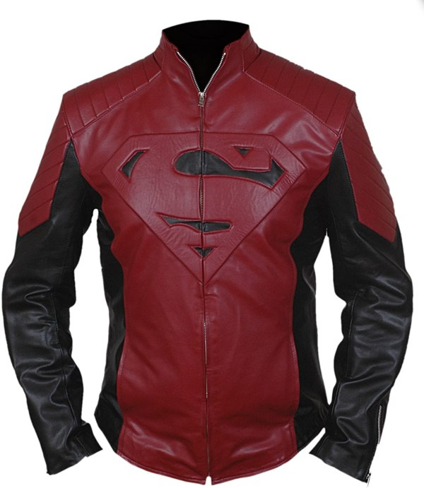 Superman Jacket For Boys
