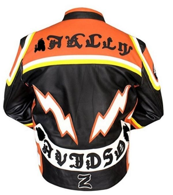 hdmm leather jacket