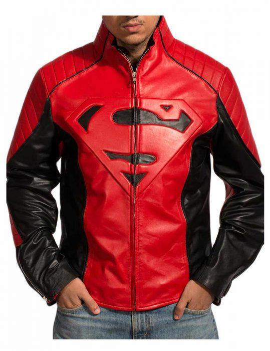 Superman Jacket Xxl