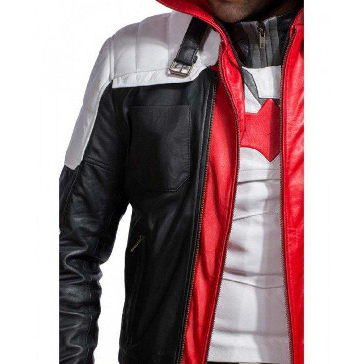 Stylish Gamer Heaven Stock Update Batman Leather Jacket
