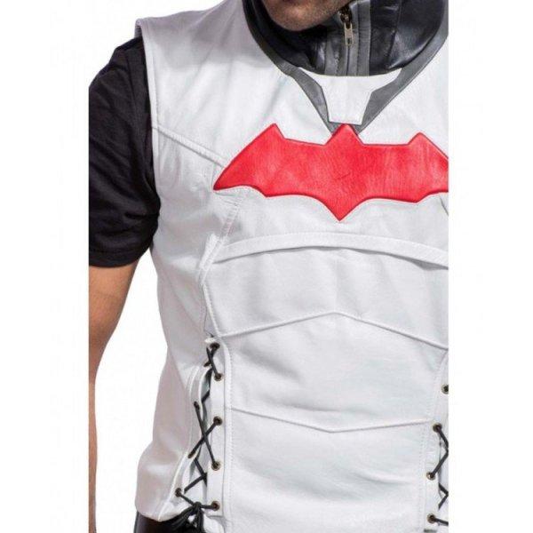 red hood tactical vest