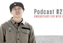 Knocksteady Podcast featuring Jin