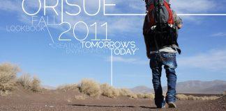 Orisue Fall 2011 Lookbook