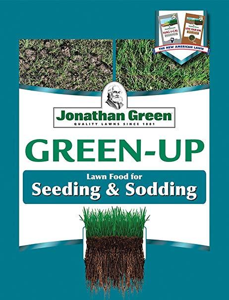 Jonathan Green Lawn Food for Seeding & Sodding