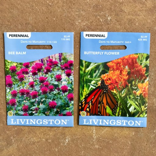 2020 Seeds - Perennial Flowers