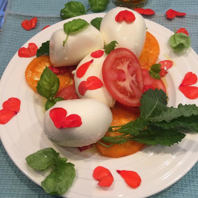 Edible Flowers: Impatiens recipes
